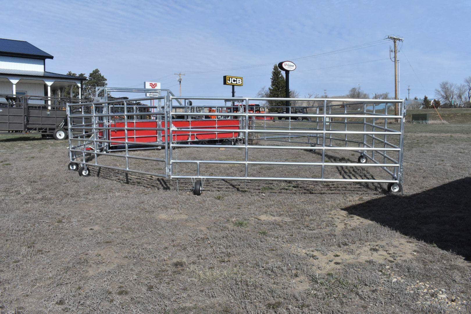 Portable Corral System